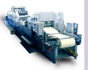 Rodzaje maszyn wykorzystywanych w drukarniach